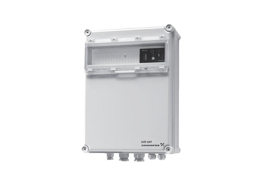 Tableros y Controles LC / LCD Grundfos