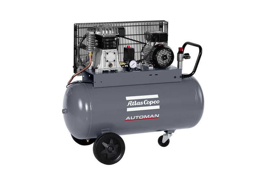 Serie Automan