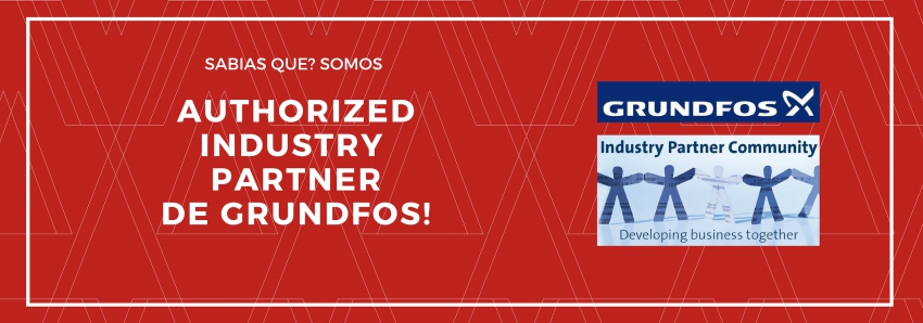 Asven es Authorized Industry Partner de Grundfos