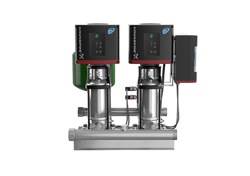 Hydro Multi e Hydro MPC Grundfos